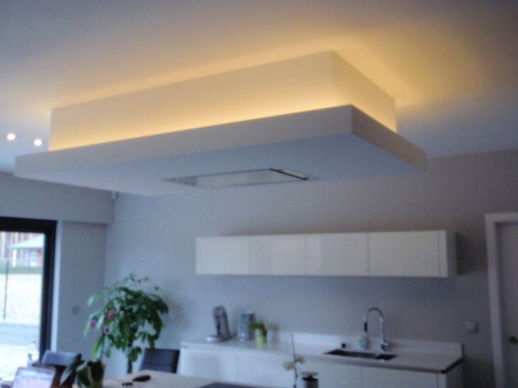 Wonderbaarlijk Verlaagd Plafond Keuken - Verlaagd Plafond Plaatsen HC-68